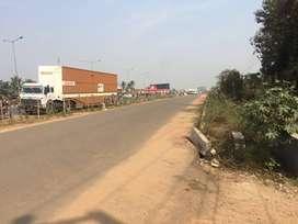 2400 sqrft residential plot sale at khandagiri highway side