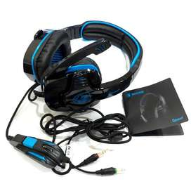 Headset Gaming Sades GPower SA708