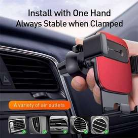 BASEUS Car Holder Original - Gravity Mobile Phone - READY STOCK