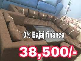 Bajaj 0% Interest par furniture milta hai