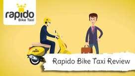 Bike Taxi Rapido