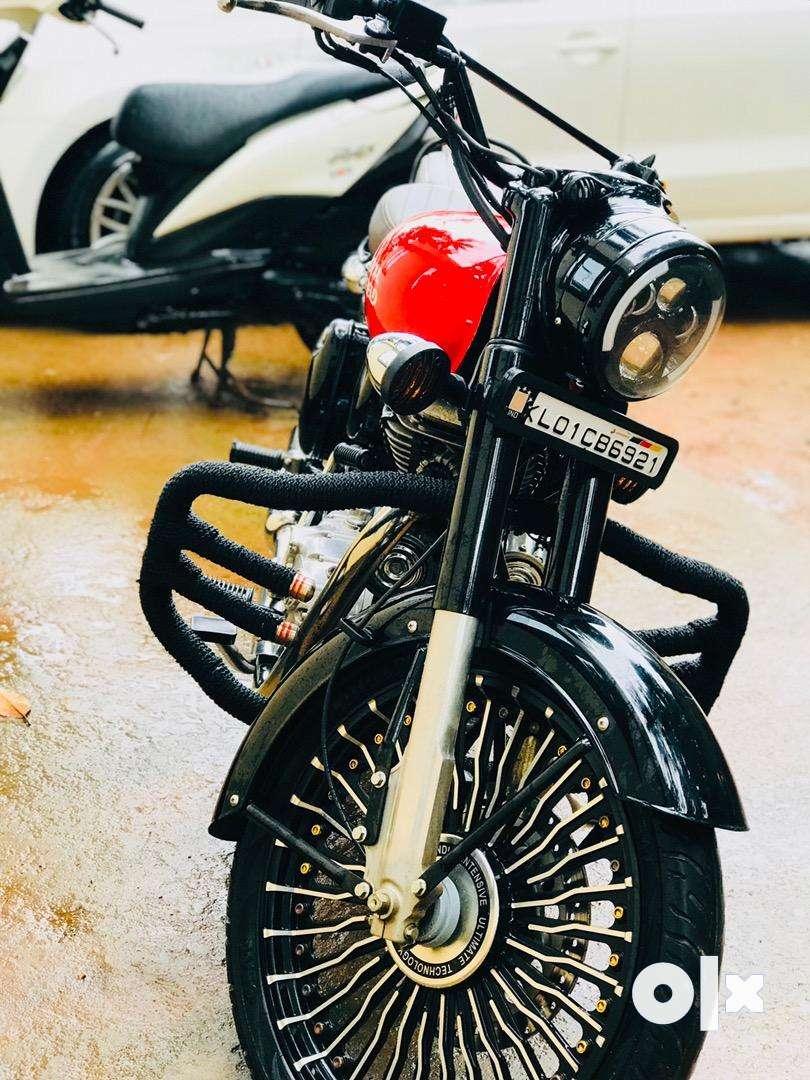 classic 500 0
