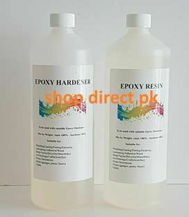 Crystal Clear Epoxy Resins ( UK imported )