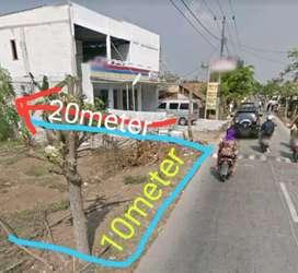 6Milyar dpt Lahan 2ha di Indomaret Jalan Raya Sukaringin Bekasi