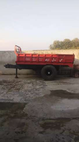 10/10 condition  red colour  jeck wali ha zero meter tyre