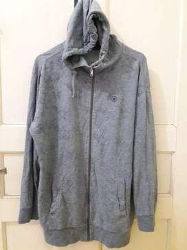 Zipper hoodie all star con