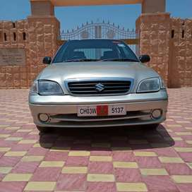 Owned by Army Officer  Maruti Suzuki Esteem Lxi