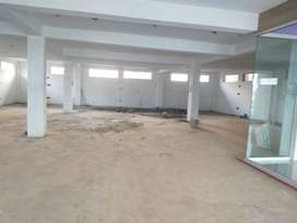 Space available for offices, shops and hall on main Nasir Bagh road