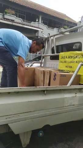Jasa angkutan dan pindah barang