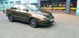 Tata Manza Aura + Safire BS-III, 2010, Petrol