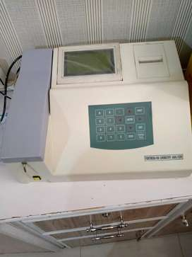 Fortress_100 Chemistry Analyzer