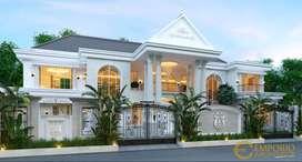 Jasa Arsitek Padang Desain Rumah 1033m2