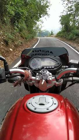 In the good condition of the bajaj pulsar 2009