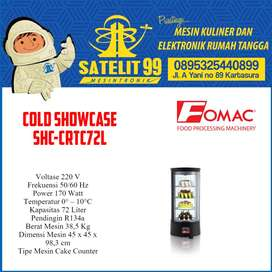 Cold Showcase SHC-CRTC72L