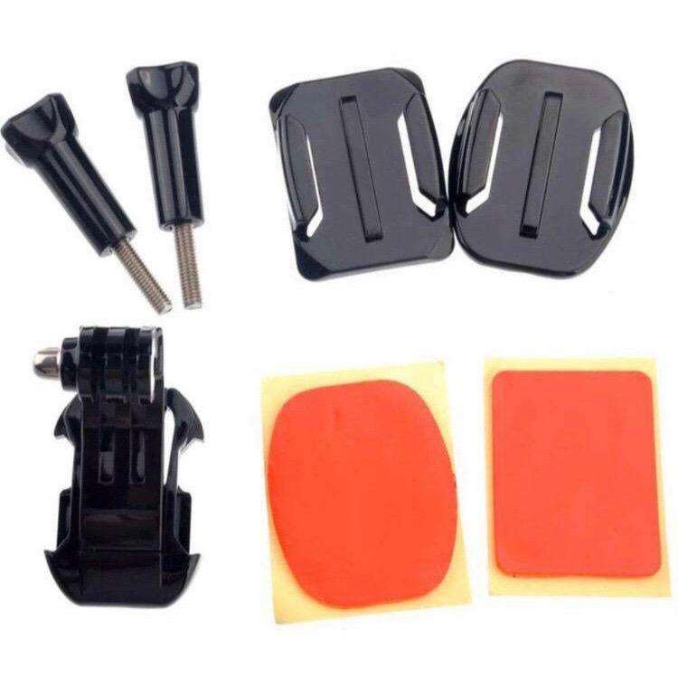 AB HOLDER ACTION CAM DI HELM
