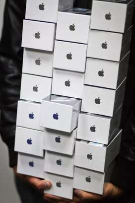Latest model of iPhones are available