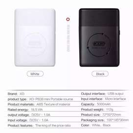 5000 mah powerbank unused new item