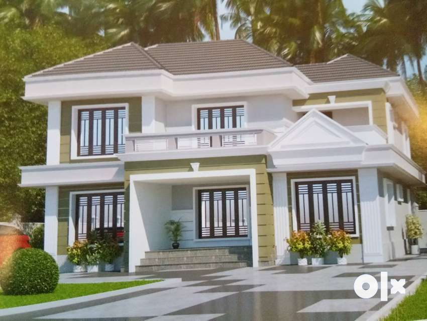 10 Cent, 2400 Sq feet House at Kavitha Gardens 59 Lacks 0