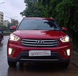 Hyundai Creta 1.6 CRDi AT SX Plus, 2015, Diesel