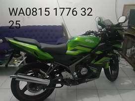 Kawasaki Ninja 150 RR SE 2015