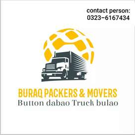 Buraq packers & Movers