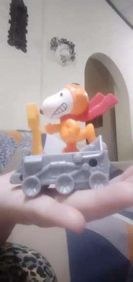 Mainan Happy Meal Mc D Snoopy KFC Hokben