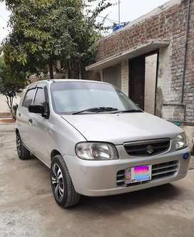 Alto VXR 2008 model in excellent condition islamabad registered