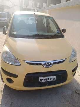 Hyundai i10 2008 Petrol 70000 Km Driven