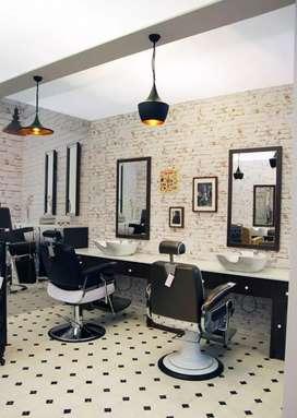 Barber required for saloon in pumpwel. Language kannada or tullu