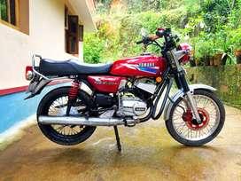 Yamaha rx 135 stock condition