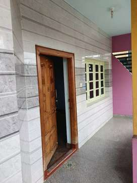 2BHK Semifurnished house for rent negotiable