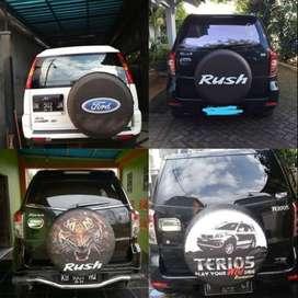 Cover Ban Serep Redy Toyota Rush/Terios/Panther Awali#ClubValenciaBisa