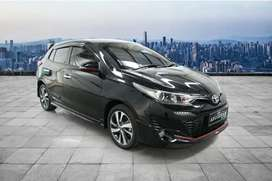 Toyota All New Yaris 1.5 Trd Sptv At 2019 km +/- 27.000