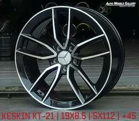 """Velg Mobil JF LUXURY KESKIN 19"""" 5X112"""