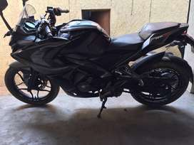 Pulsar rs200 new candion