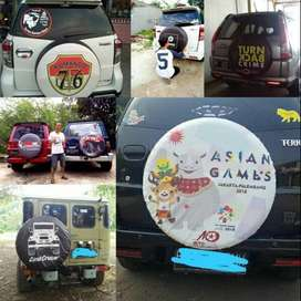 Jual Sarung Ban Serep Mobil Pajero-Ecosport cover rush terios Lebih Be