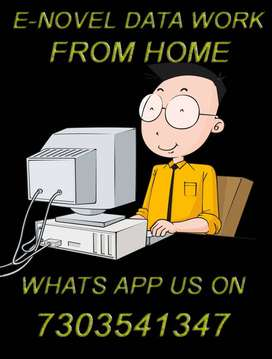 home based job available for part time