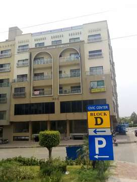 Furnished apartment for rent in bahria Town Civic center