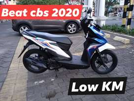 Honda New Beat FI CBS 2020 KM 5 RB Superb