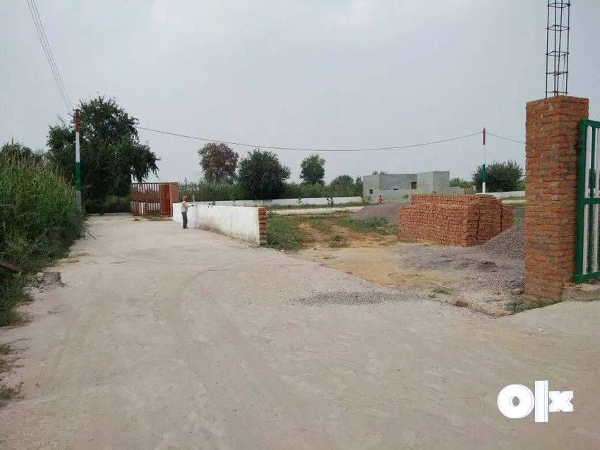 %Ready to construction Plots in prime location.%