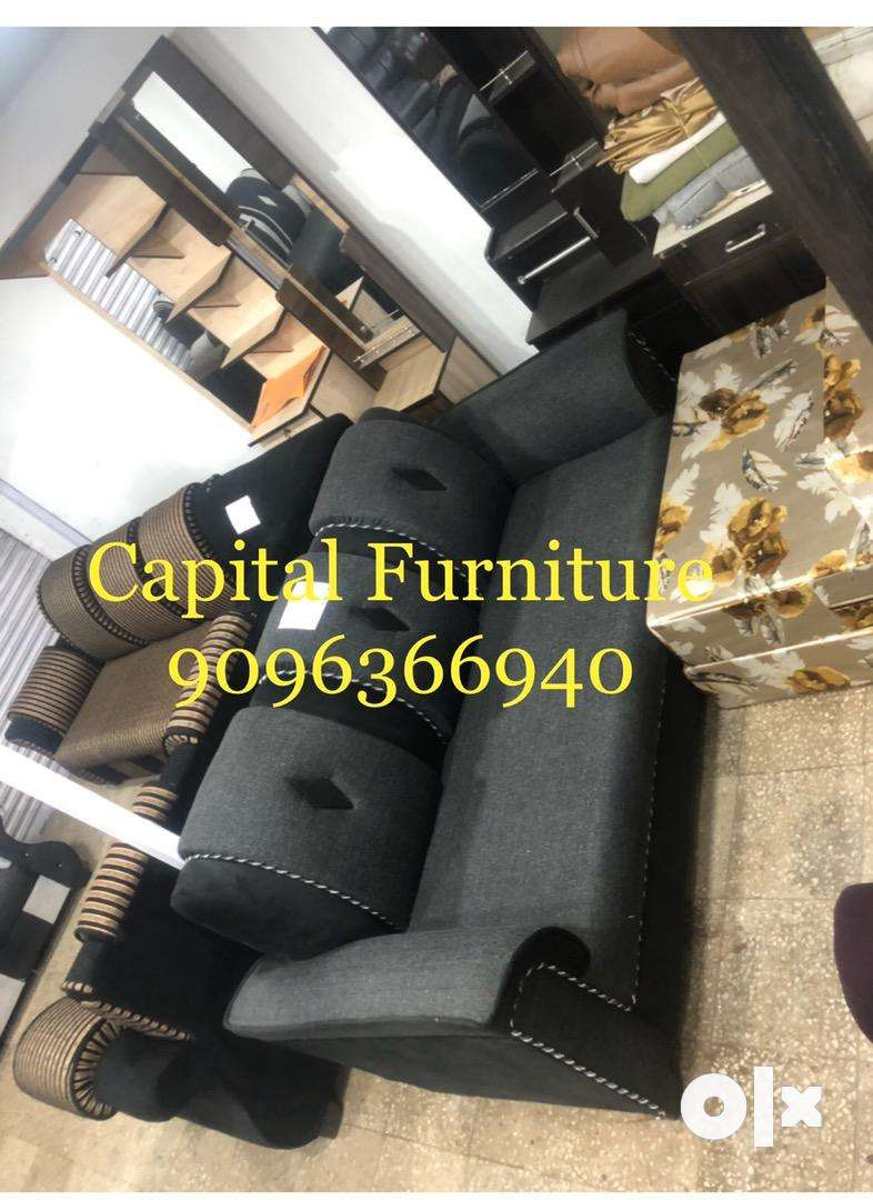 Brand new Five seater sofa on instalment at very affordable price
