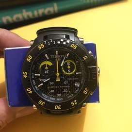 Bismillah. Dijual sangat santai jam Tissot Limited Ed. T-Race 2009