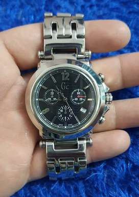 Gc guess collection swiss quartz watch for sale