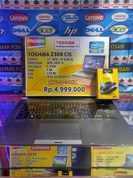 laptop toshiba z30B