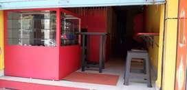 Coffee cum restaurant opp collectorate bldg in KFC margao
