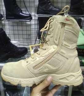Sepatu pdl Magnum spyder Tan gurun import