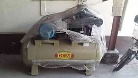 DCM make new air compressor and air dryer
