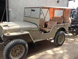 Classic matt jeep for sale