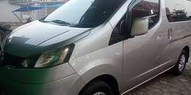 Nissan evalia xv 2012