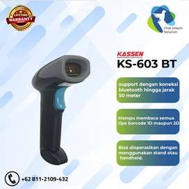 Scanner Bluetooth Kassen KS-603BT / KS603 / KS 603 BT Direct Bluetooth